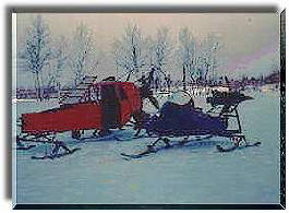 History of Snowmobiling